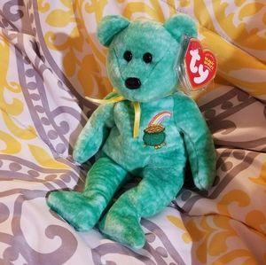 Beanie Baby Bear Killarney